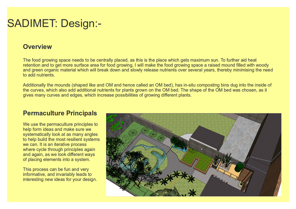 View Permaculture Designs